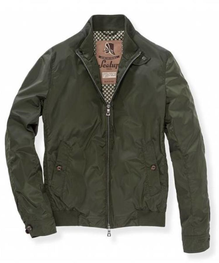 SEALUP SEALUP ARMY GREEN PORTOFINO JACKET