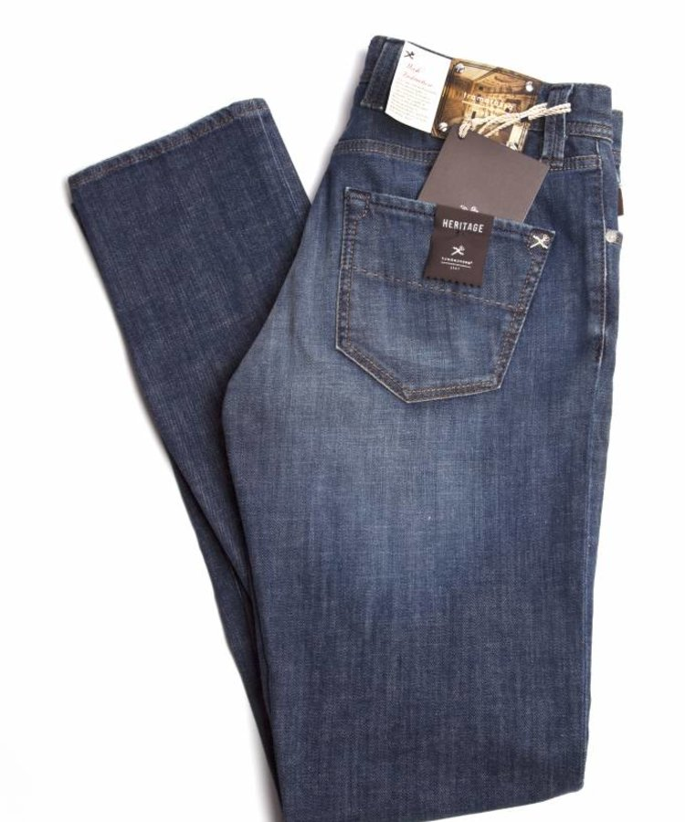 TRAMAROSSA TRAMAROSSA VINTAGE BLUE WASHED DENIM