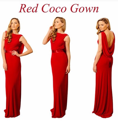 Frock N Fabulous Coco Gown