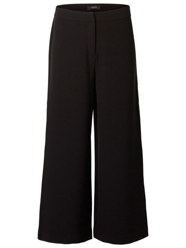 Selected Femme Latte pants by Selected Femme