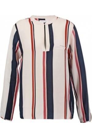Second Female Crista Striped Shirt off white S-316055/121