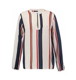 Second Female Crista Striped Shirt off white S-316055/121