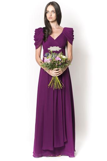 Frock N Fabulous Maia Purple