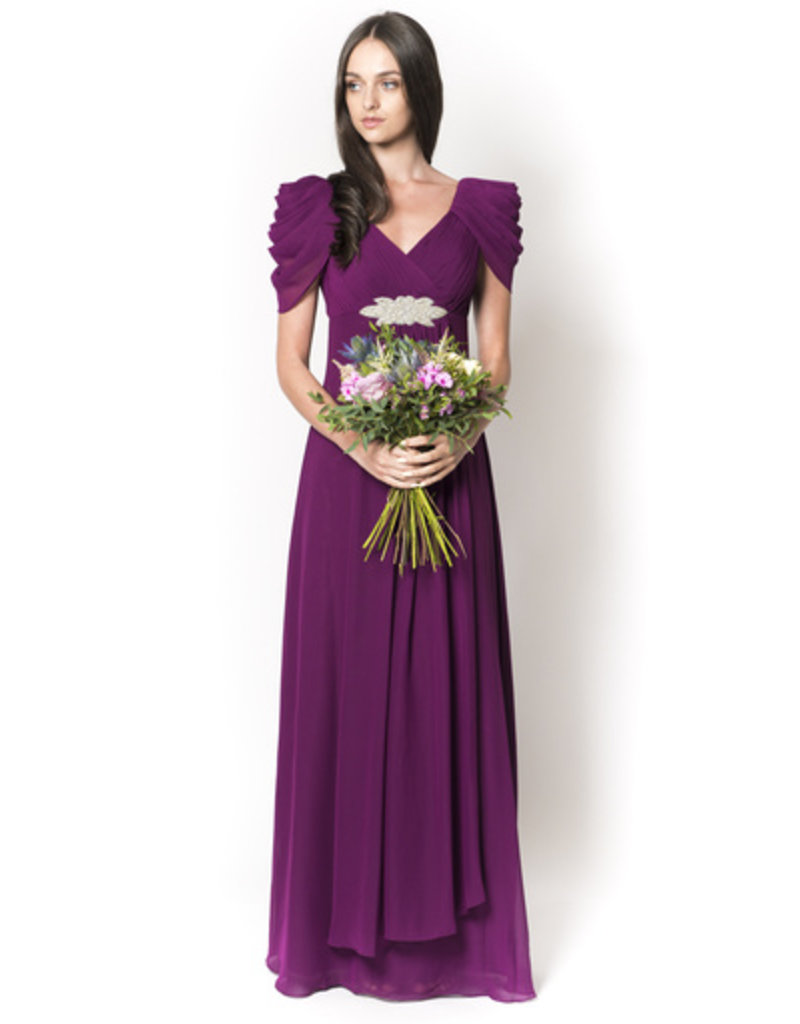 Frock N Fabulous Maia Purple