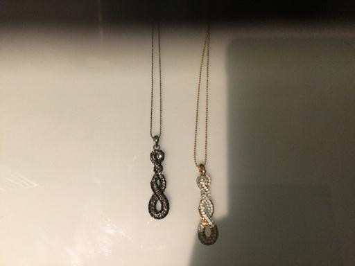 Gemini Twist Necklace