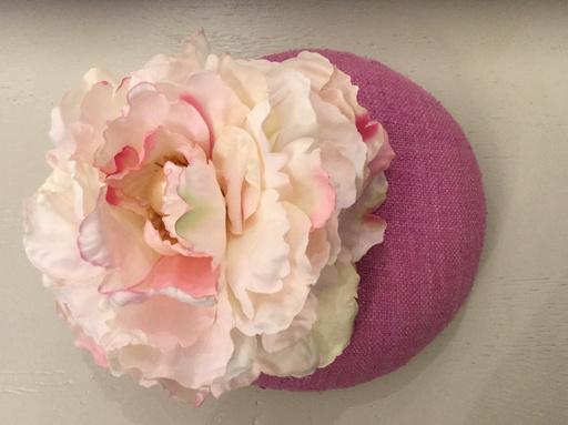 Pamela Turley Millinery Blossom by Pamela Turley Millinery.