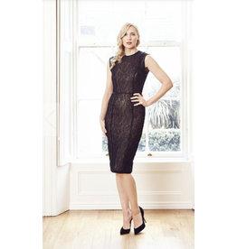 Rachel Gilbert Rachel Gilbert Hailey cocktail Dress. Black Lace.
