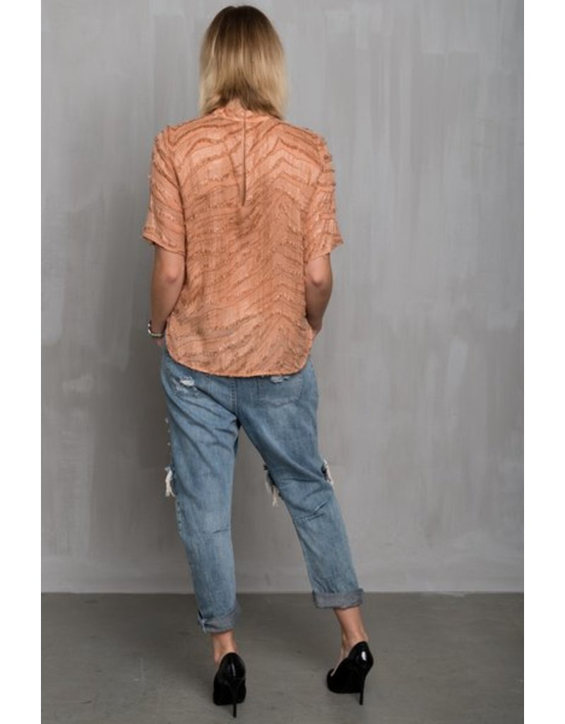 Love Brands Blao Blouse by Second Female