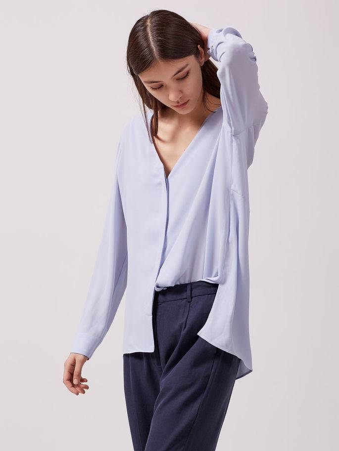 Selected Femme Vali L/S Shirt by Selected Femme