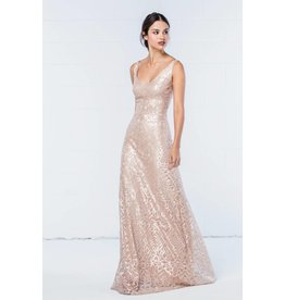 Watters 350 Sequin Wtoo Dress by Watters
