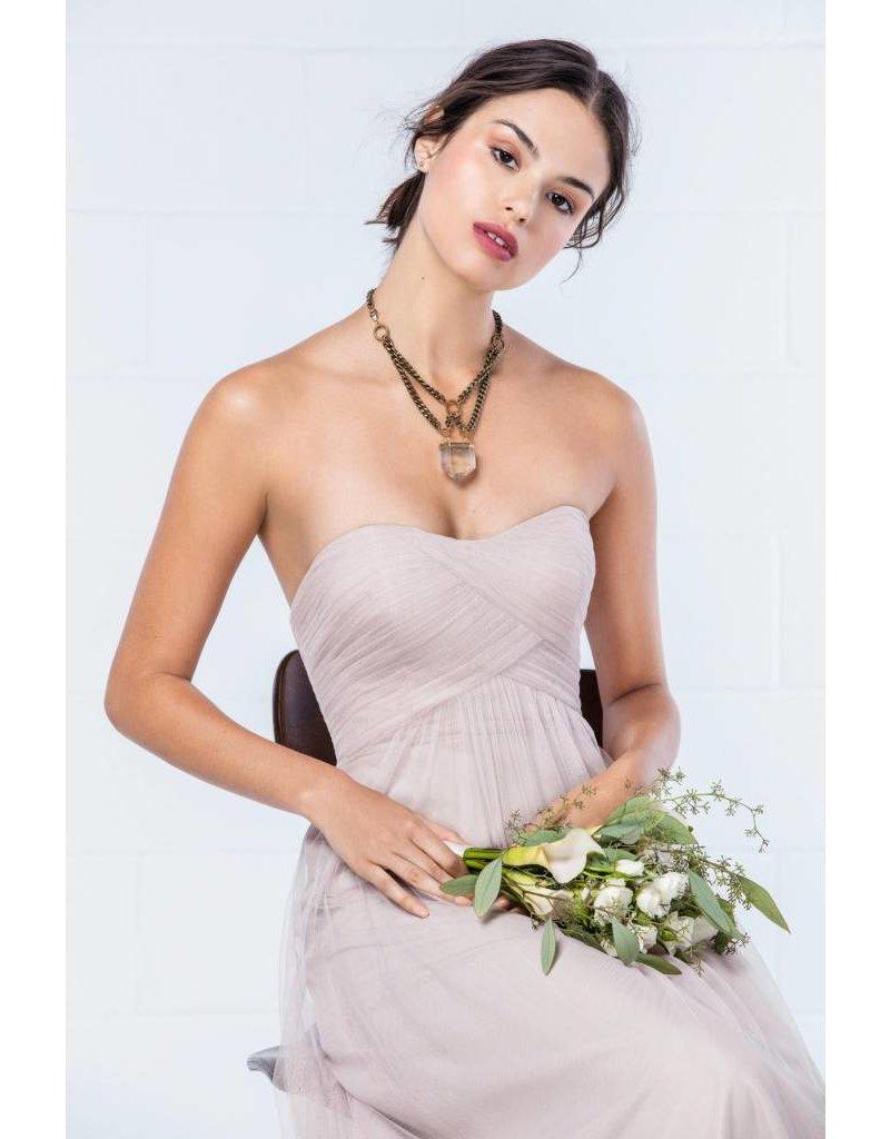Watters Mila Dress