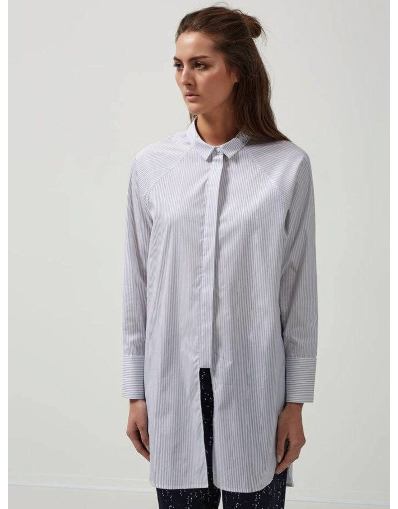 Selected Femme Balia Striped Shirt by Selected Femme