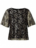 Selected Femme Brina Top by Selected Femme