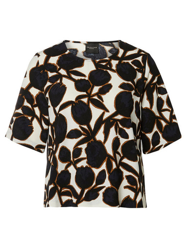 Selected Femme Cathy Top by Selected Femme