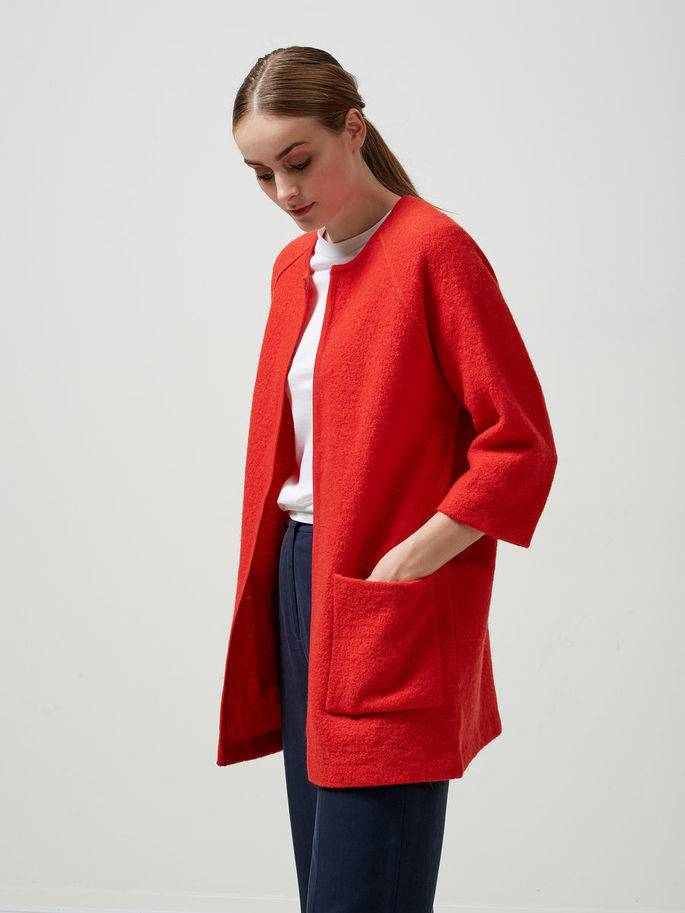 Selected Femme Darla 3/4 sleeve cardigan by Selected Femme