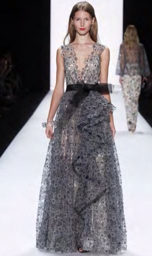 Badgley Mischka Daisy Couture Gown