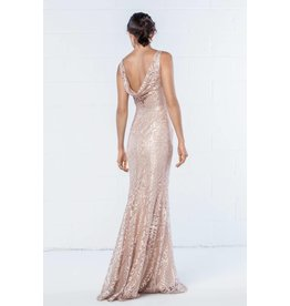 Watters Wtoo 351 Sequin Dress