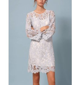 Intropia Intropia Lace Dress