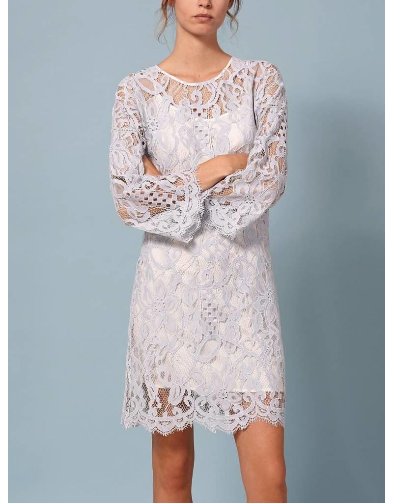 Intropia Intropia Lace Dress