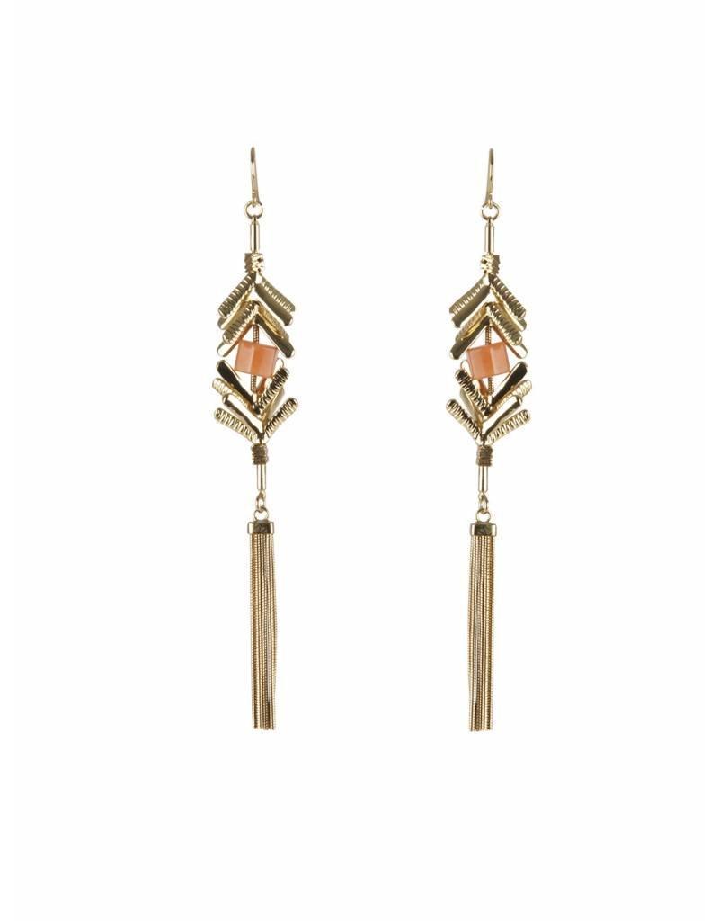 Intropia Intropia Gold Earrings