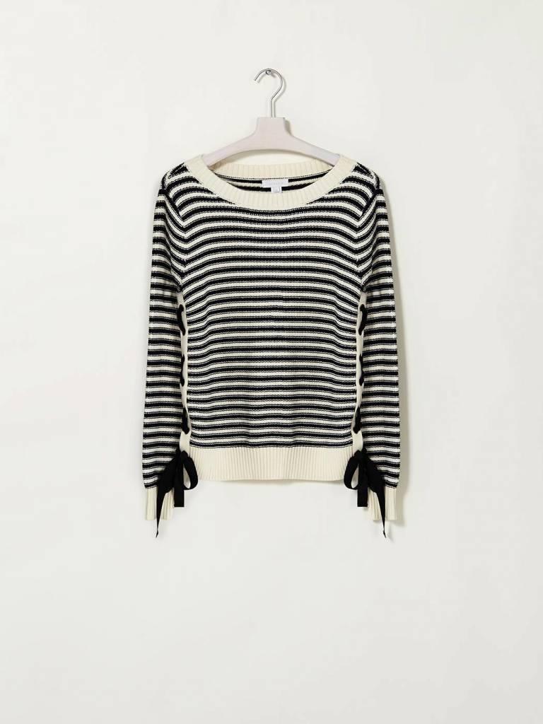 Intropia Intropia Striped Sweater