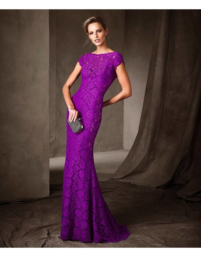 Pronovias Cherry Dress by Pronovias