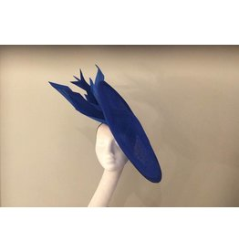 Aisling Ahern Aisling Ahern cobalt Blue Feather Hat TO BUY
