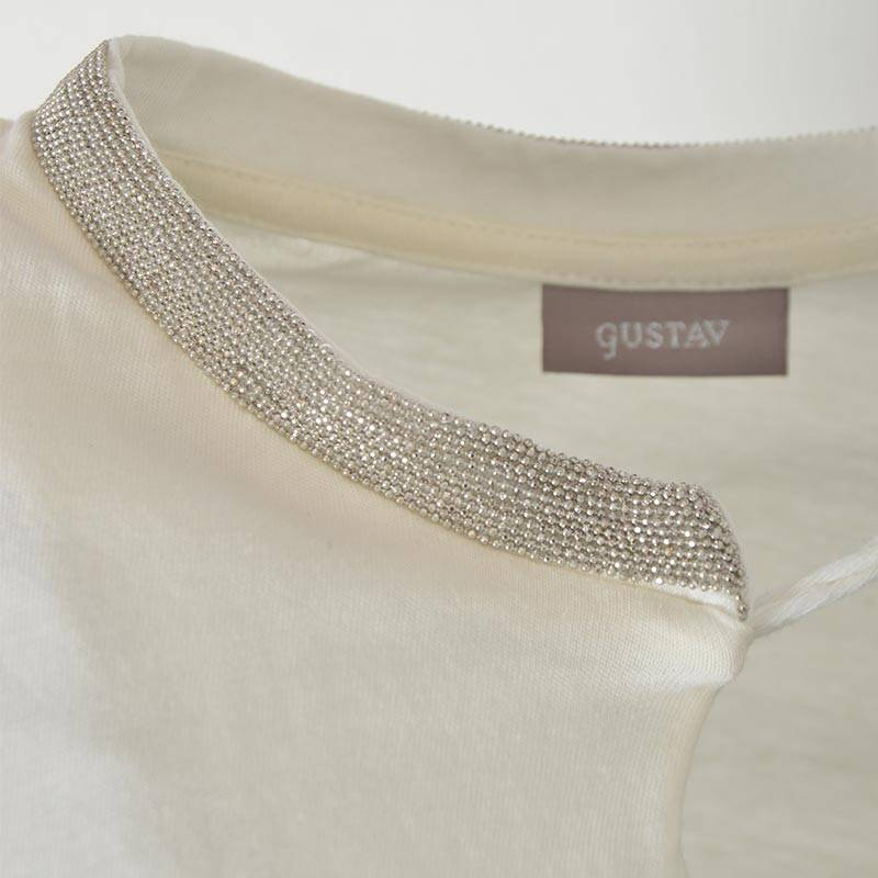 Gustav Gustav A-Shape Top with Tassles
