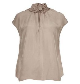 Gustav Turtleneck Blouse by Gustav