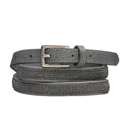 Gustav Belt with Chain Ribbon