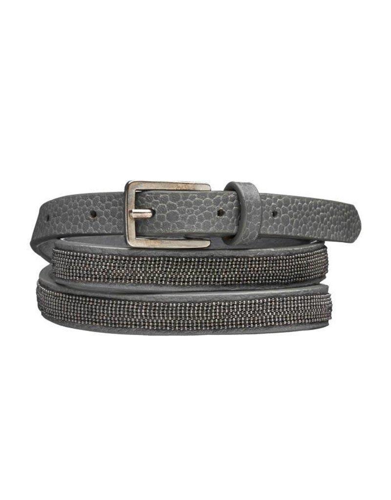Gustav Belt with Chain Ribbon