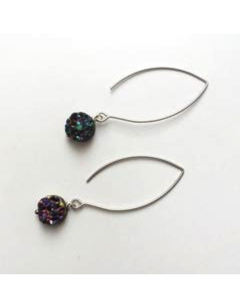 Aria V Jewellery Aria-V Druze Dangle Earring