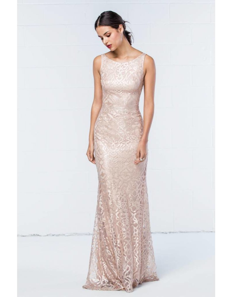 Watters Jasmine Dress