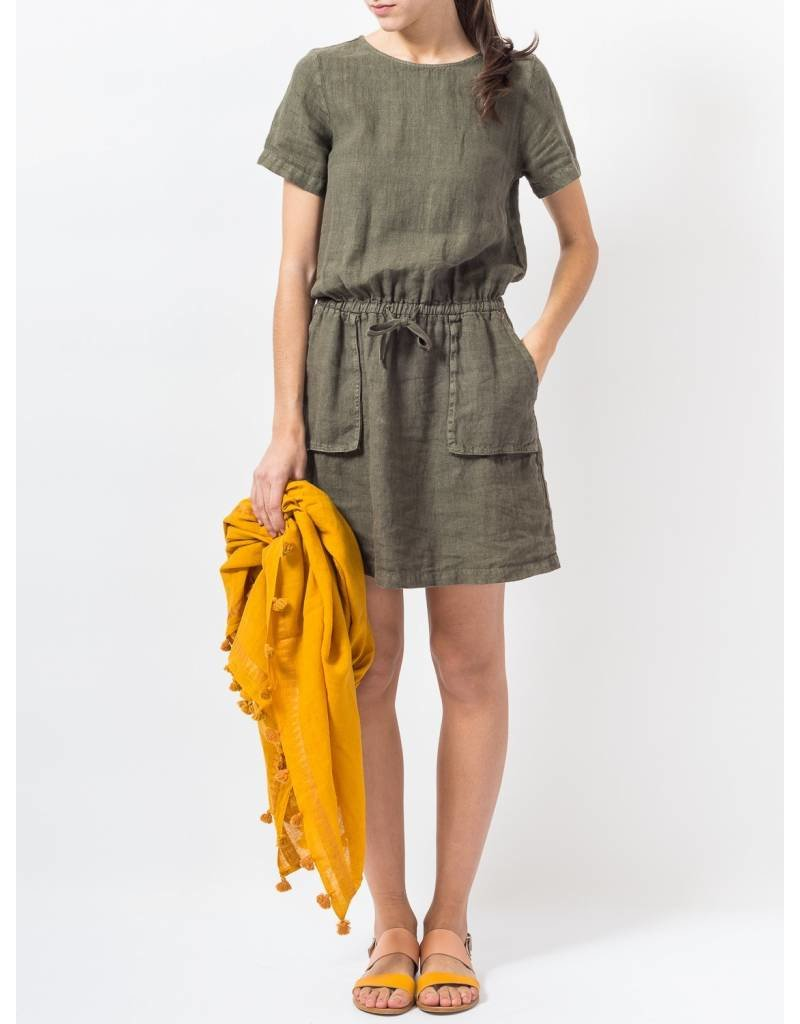 Indi & Cold Indi & Cold Linen Dress