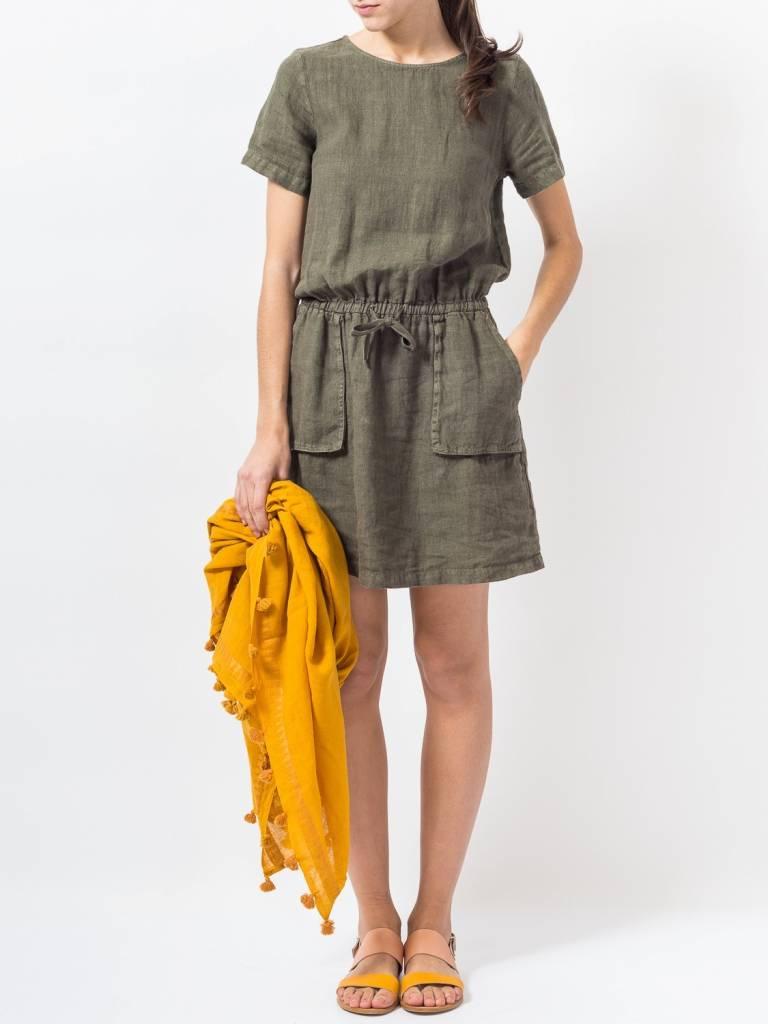 Indi & Cold Indi & Cold Linen Dress