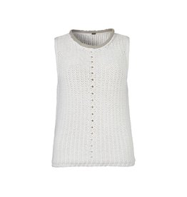 Gustav Gustav - Sleeveless Knit Gillet Top 22425
