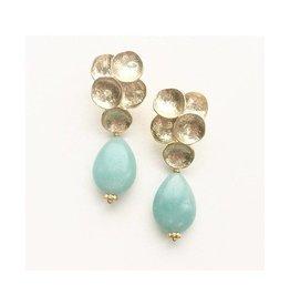 Aria V Jewellery Aria V Bouquet Earrings