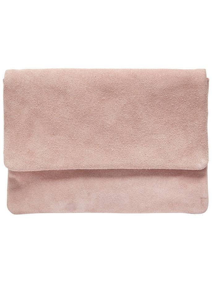 Selected Femme Selected Femme Carly Suede Clutch