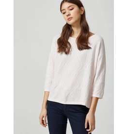 Selected Femme Fina 3/4 Boatneck Knit