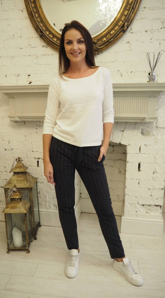 Indi & Cold Indi & Cold Linen Trouser