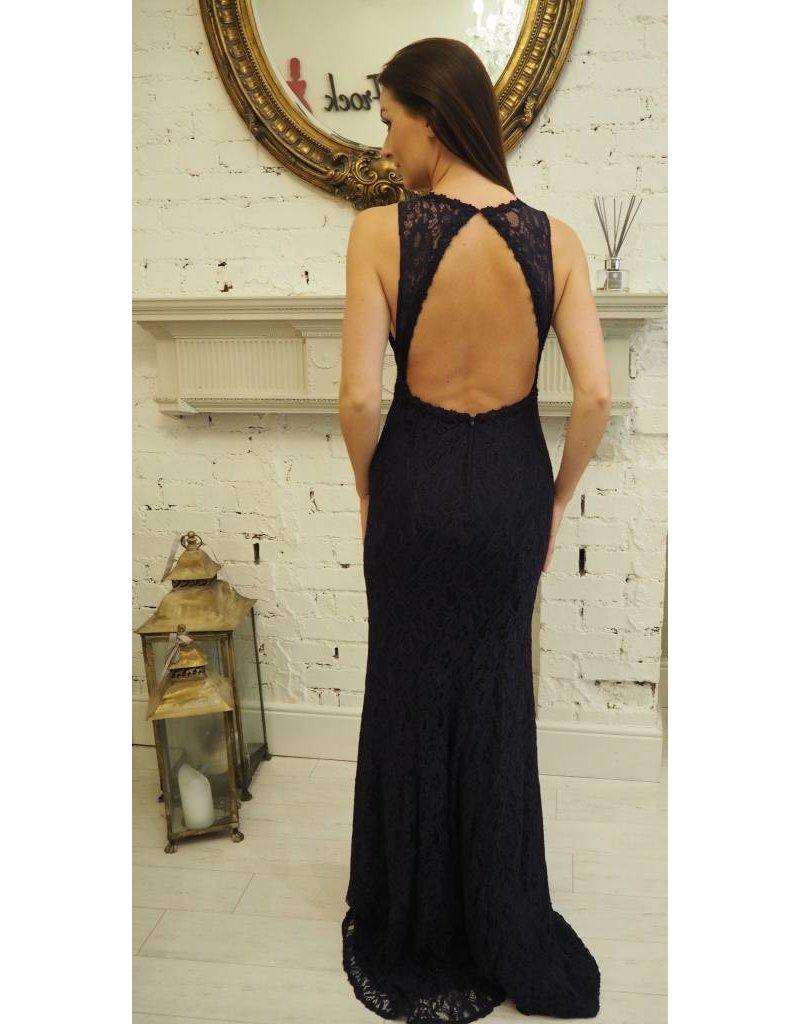 Frock N Fabulous Lace Daisy Halter Dress