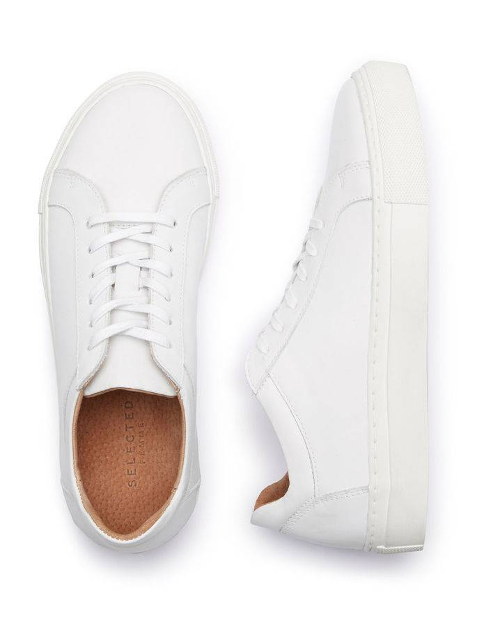 Selected Femme Donna Ostrich Sneaker