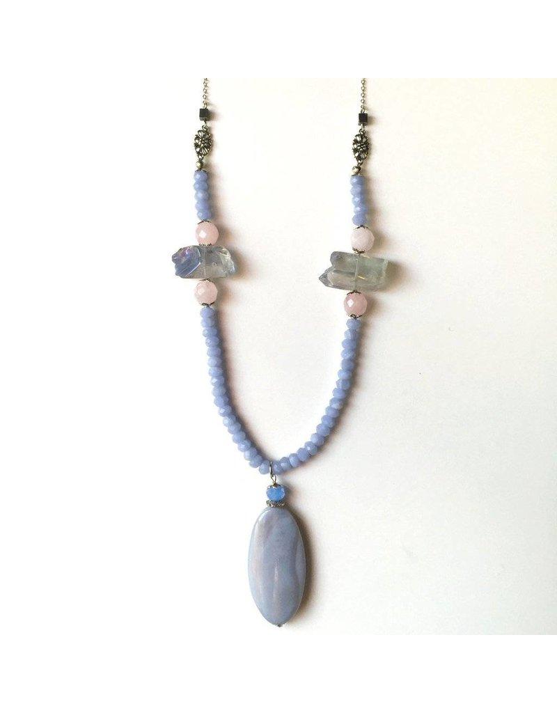 Aria V Jewellery Aria-v Amadala Necklace