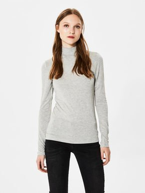 Selected Femme Mio Highneck top