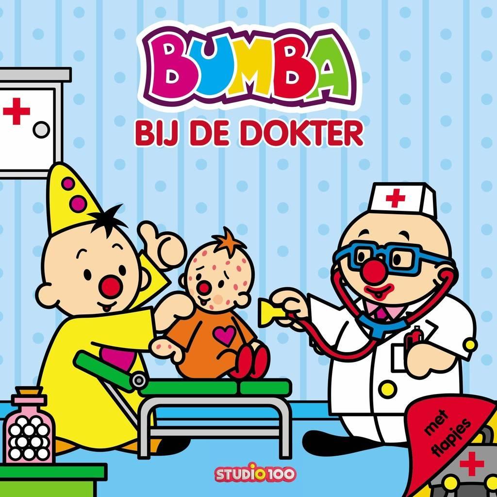 Bumba Boek flapjes- Bij de dokter
