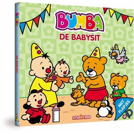 Bumba Boek flapjes- De babysit