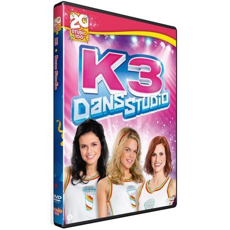 Dvd K3: dans studio - 20 jaar Studio 100