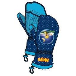 Handschoenen Maya blauw