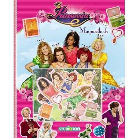 Prinsessia Magneetboek