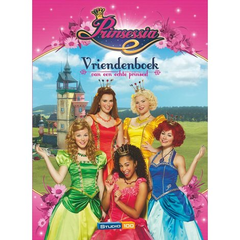Prinsessia Vriendinnenboek